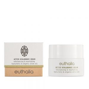Natural Active Hyalurocic Cream Euthalia