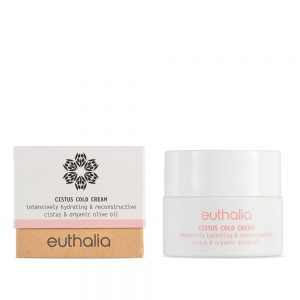 Cistus Cold Facial Cream Euthalia