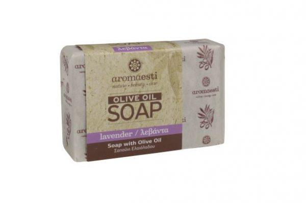 belt olive oil soap lavender