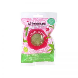 Konjac Sponge Green Tea - Benecos