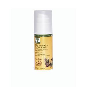 Olive Sun Cream spf 30 - Bioselect
