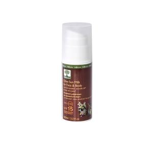 Olive Sun Milk spf 15 - Bioselect