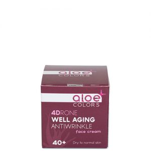 4D Well Aging Antiwrinkle Cream for Face