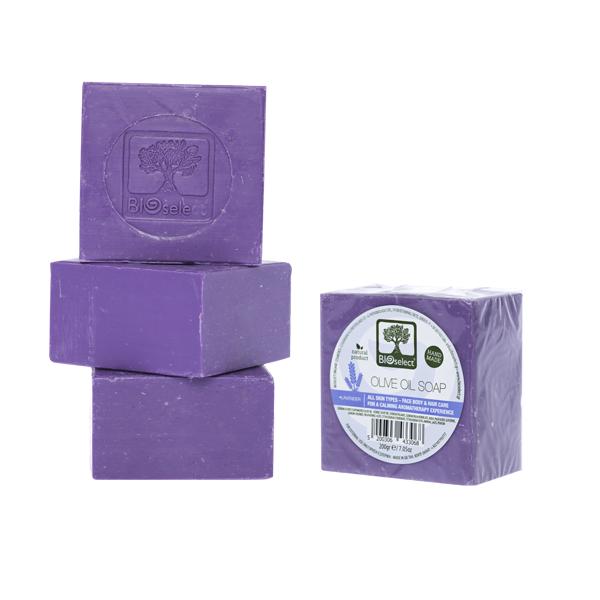 Bioselect-soap-lavender