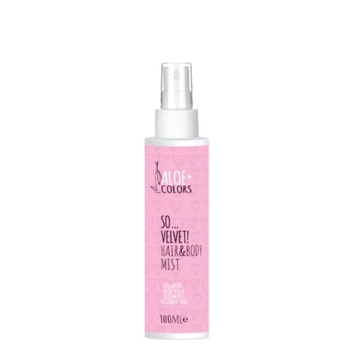 So Velvet Hair/Body Mist