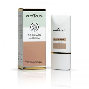 Color Satin Face Cream - Olive Touch