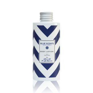 Body Lotion Salt Flower & Olive Oil - Blue Scents