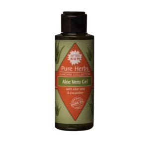 Aloe Vera After Sun Gel - Pure Herbs Collections