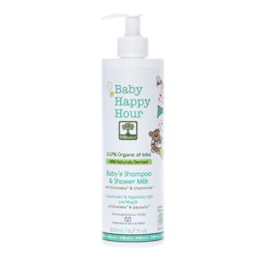 Happy Hour Shampoo & Shower Gel for Babies