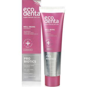 Ecodenta Expert Οδοντόκρεμα με Προβιοτικά.