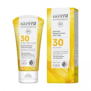 Lavera Sensitive Sun Cream spf 30 with natural filters
