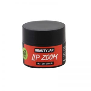 Hot Scrub Lip Zoom Beauty Jar
