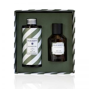 Blue Scents Green Pepper Gift Set