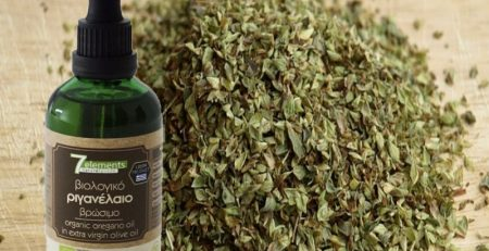 Origanum vulgare oil - Ριγανέλαιο!