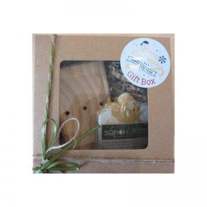 Gift Set Honeysuckle Sapon