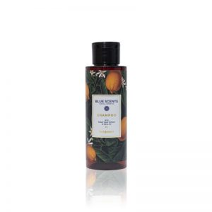 Travel Size Shampoo Bergamot Blue Scents