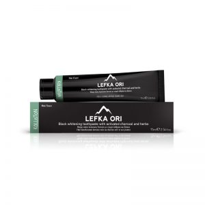 Lefka Ori Black Whitening Toothpaste Kalliston