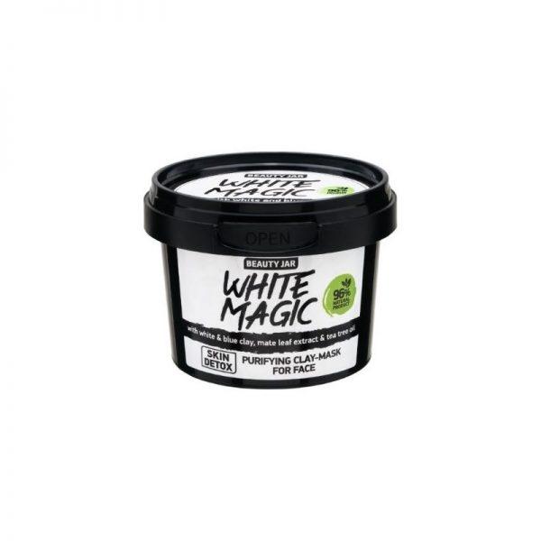 White Magic Face Mask - Beauty Jar