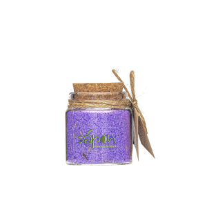 Lavender Relaxing Bath Salts - Sapon