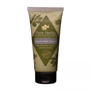 Hand and Nail Cream - Pure Herbs Collections