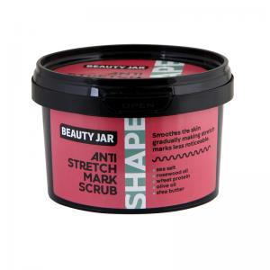 Shape Anti-Stretch Mark Scrub - Beauty Jar