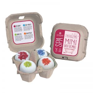 Spa Mini Bath Bombs - Aromaesti