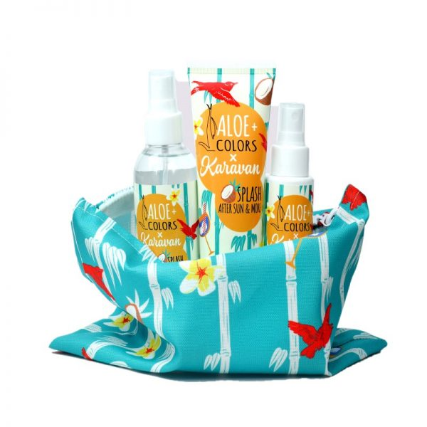 Splash Summer Bag - Aloe+Colors X Karavan
