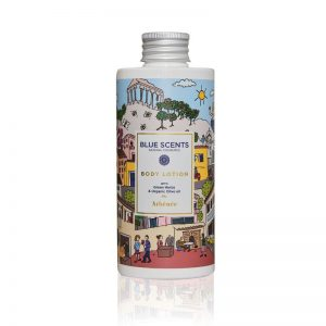 Athenee Body Lotion - Blue Scents