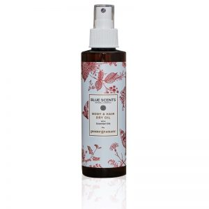 Pomegranate Body/Hair Dry Oil - Blue Scents