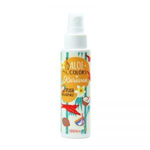 X Karavan Splash Hair/Body Mist - Aloe+Colors