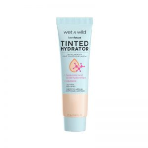 Light Bare Focus Tinted Hyrdator -Wet n Wild