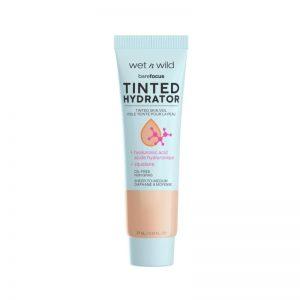Light Medium Bare Focus Tinted Hyrdator -Wet n Wild