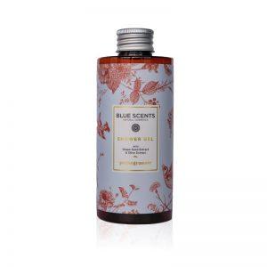 Shower Gel Pomegranate Blue Scents