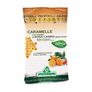 Epid Propolis καραμέλες λαιμού πορτοκάλι - Specchiasol