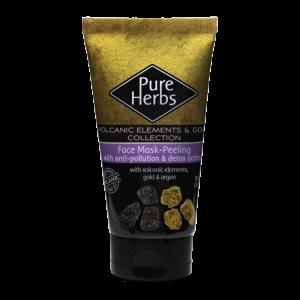 Face Mask/Peeling Anti-pollution/Detox - Pure Herbs