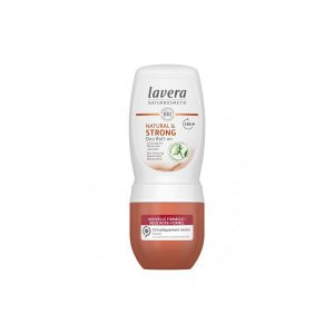 Deo Roll-on Natural & Strong - Lavera
