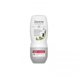 Natural Deo Roll-on Invisible - Lavera
